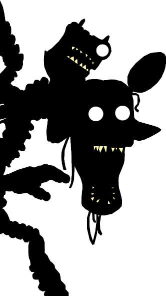 Shadow mangle by lunalokison on deviantart