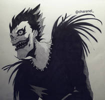 Ryuk by Charenel