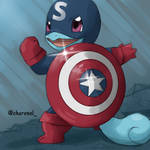 Cap Squirtle by Charenel