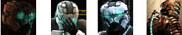 Dead Space Isaac Icons by MathewWite