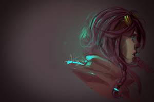 Amy Lancaster by ma-de