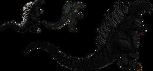 Godzilla 98 Reconstruction