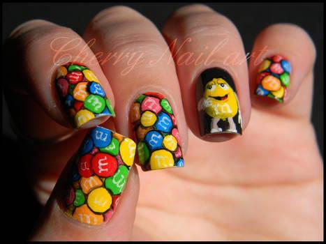 Nail art mms