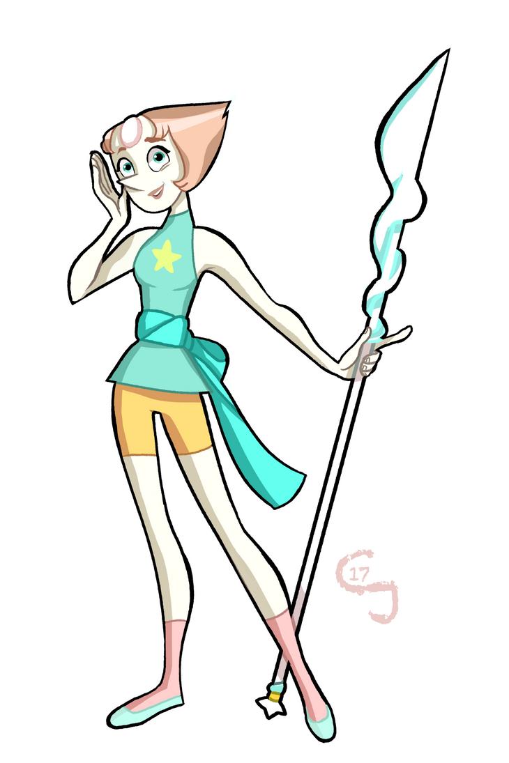 Pearl by djeffers123