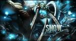 Snow Giant -  Shiny Darkrai Collab