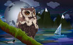 Owl by RodTheSecond