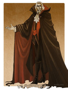 Monster May: Dracula