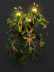 Treant Protector Immortal by DimensionalDrift