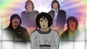 Pink Floyd by kdanielss