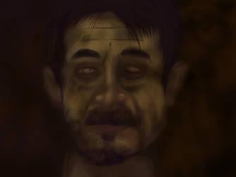 My portrait as Dorian Grey by kdanielss