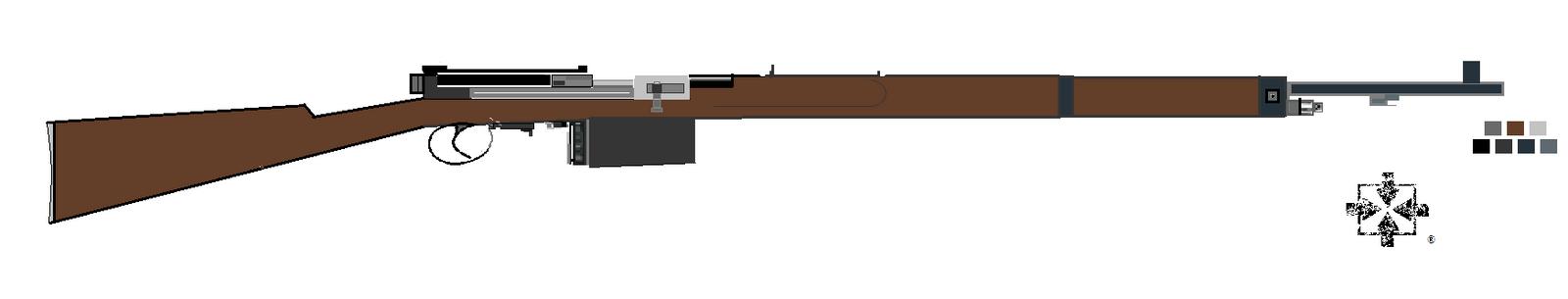 Mondragon Rifle by 96blackarrow
