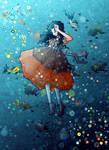 Hikari with Fish
