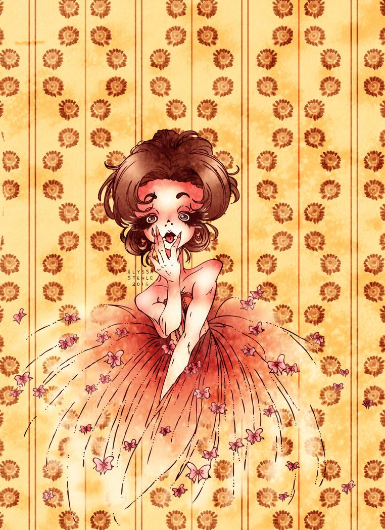 Miss Ribbon by AlyssaStehle