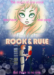 Rock and Rule faux Poster