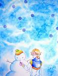 Goodbye Winter Blues by AlyssaStehle