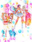Heroines by AlyssaStehle