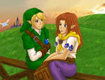 days in hyrule