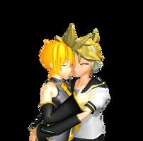 Cuddling!