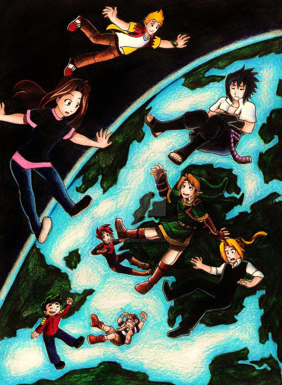 .: World Order :. by Dreamgirl2007