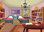 MLP FiM - Hotel Room