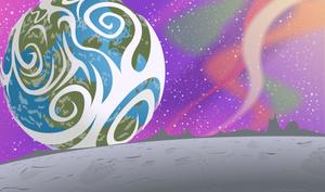 MLP FiM - Moon (MtT)