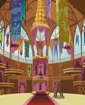 MLP FiM - Town hall