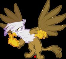 MLP FiM - Gilda (Turnabout Storm) by sigmavirus1