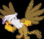 MLP FiM - Gilda (Turnabout Storm)