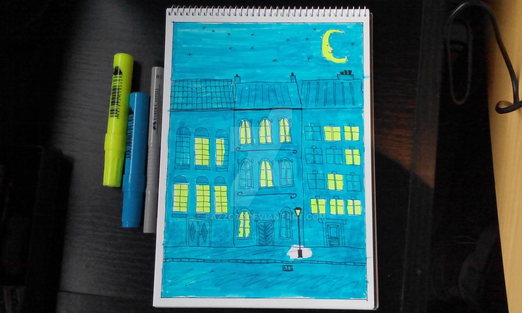 Night by pazzo75