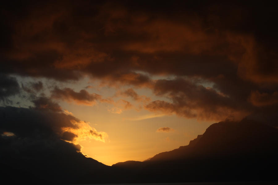 Sunrise In Norway Part Three