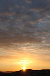 Golden Rays by SkyStockProvider