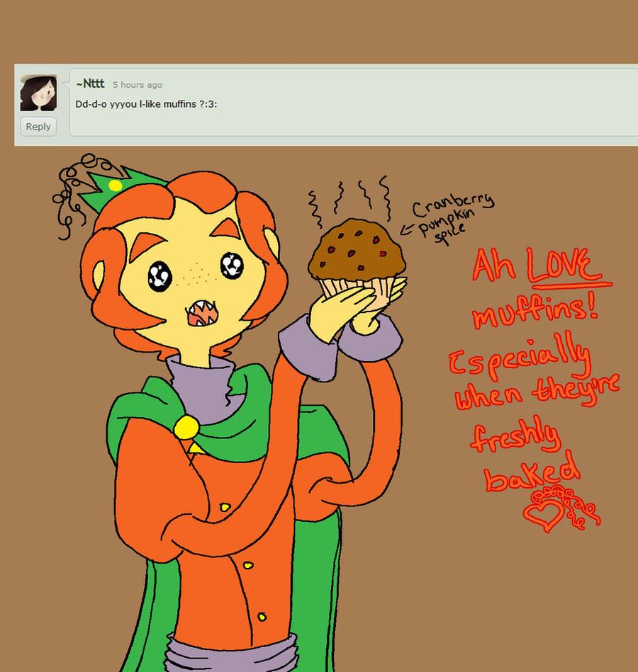 Muffins... by MissPomp