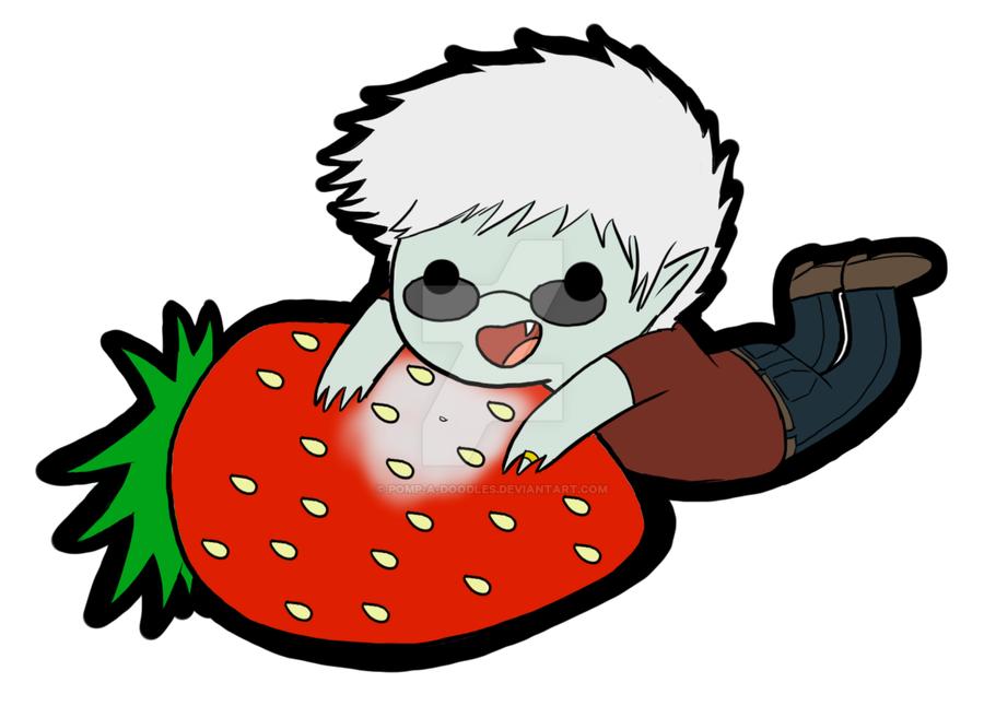 Chibi Adam Sticker by MissPomp
