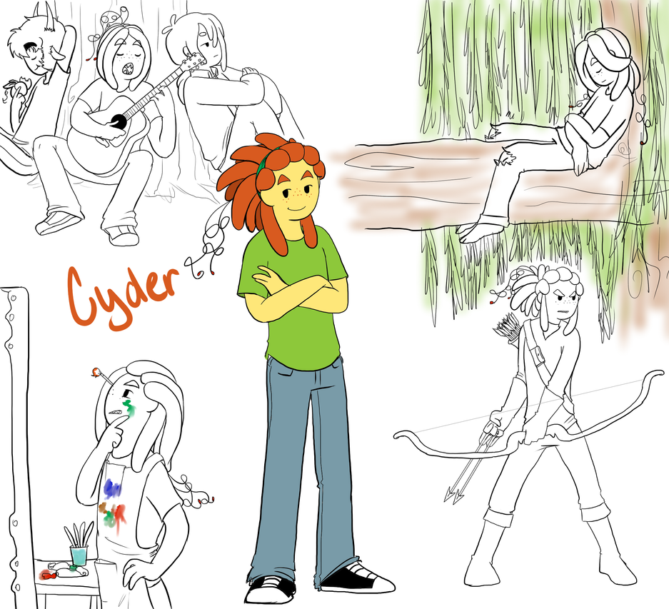 Cyder by MissPomp