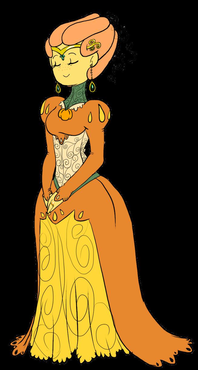 Queen Kuri of Gourd by MissPomp