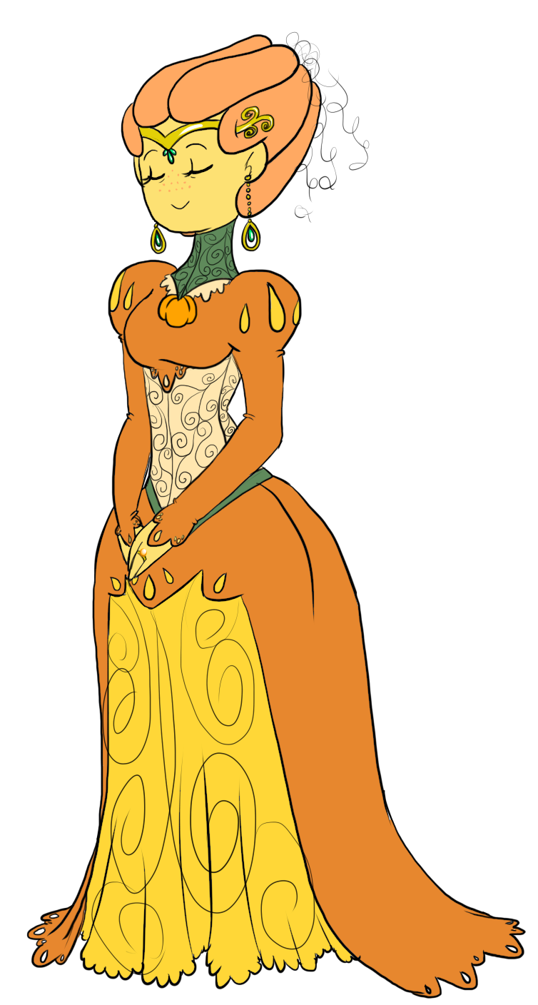 Queen Kuri of Gourd by MissPomp