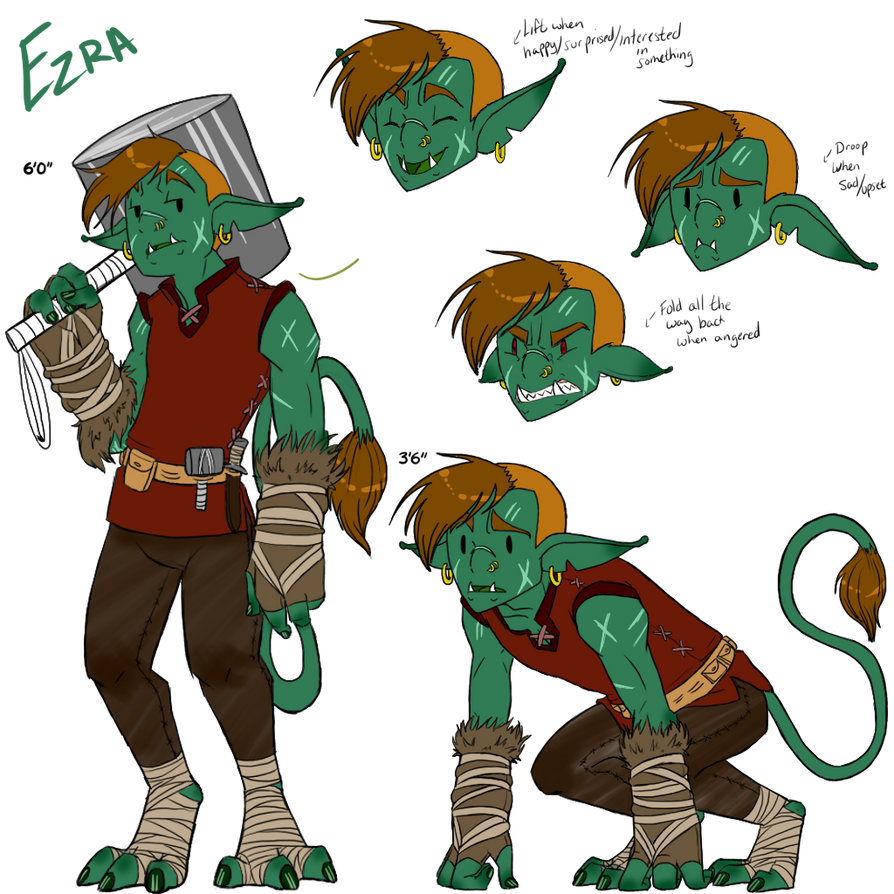 Contest Entry: Ezra by MissPomp