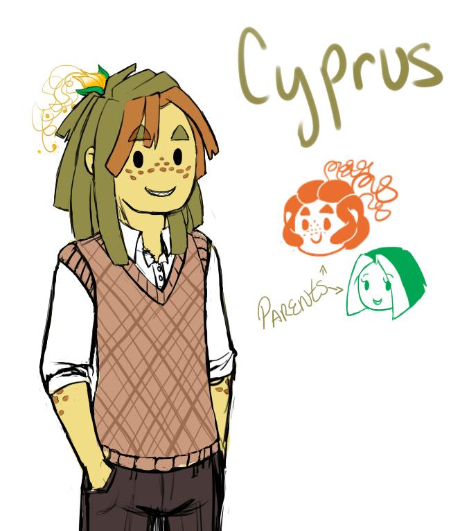 Cyperus by MissPomp