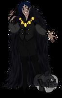 Corvus Renwyk The Raven King by Pomp-A-Doodles