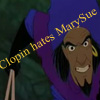 Clopin Hates Mary Sue icon by xXhotaruXx