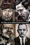 Chuck Hodi's Serial Killers