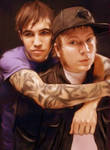 Pete and Patrick...again