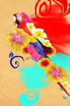 Macaw Manip by Vanilla-Raptor