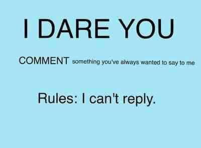 I dare you by Glide229