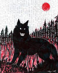 Werewolf by Dustmeat