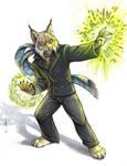 Evil Lynx Commission