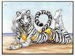 White Tigress Commission