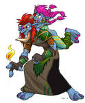 Chartusk Troll