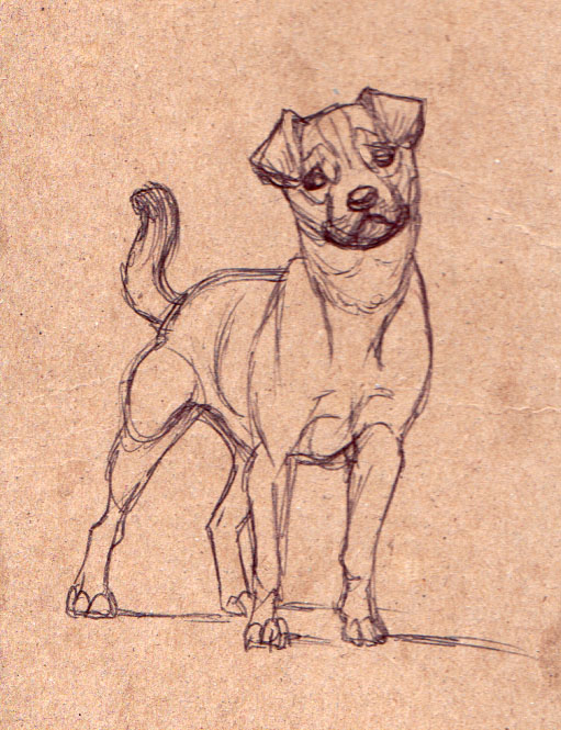 Puggle by Dustmeat