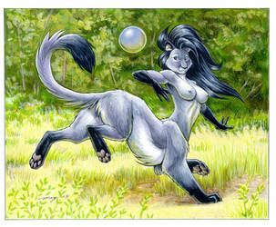 Silver Magic by Dustmeat